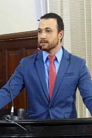 Vereador Dimitri Sean Ribeiro Carneiro PDT