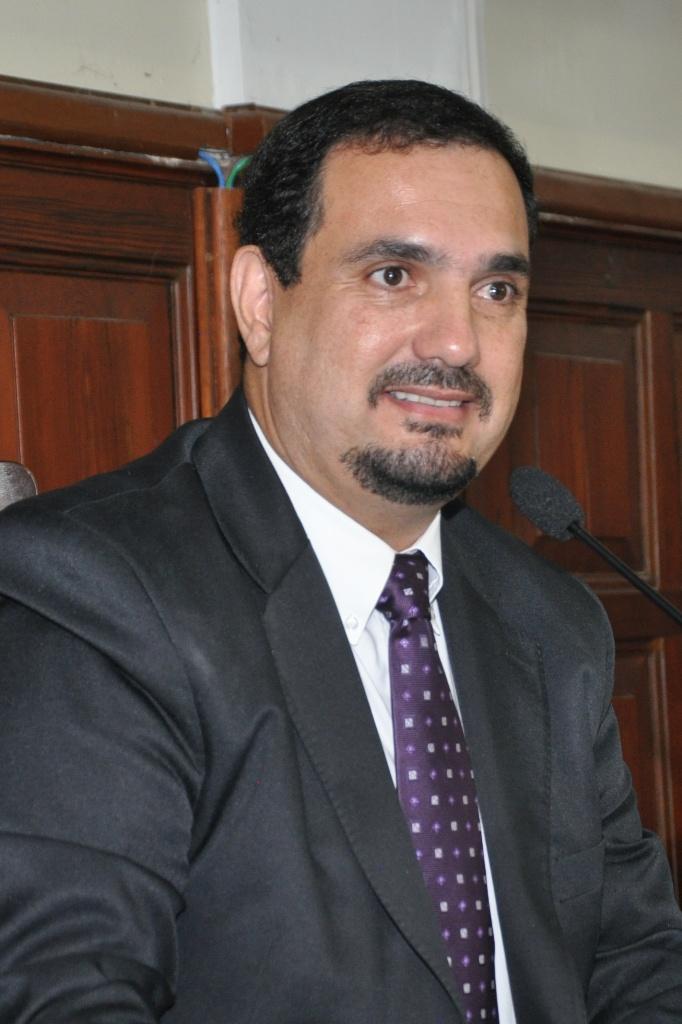 Vereador Julio Cesar Pereira de Souza PL