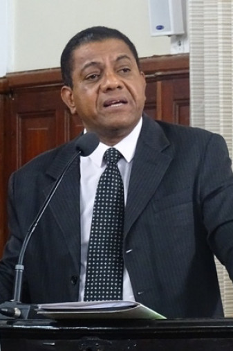 Vereador Benedito Matheus Filho MDB