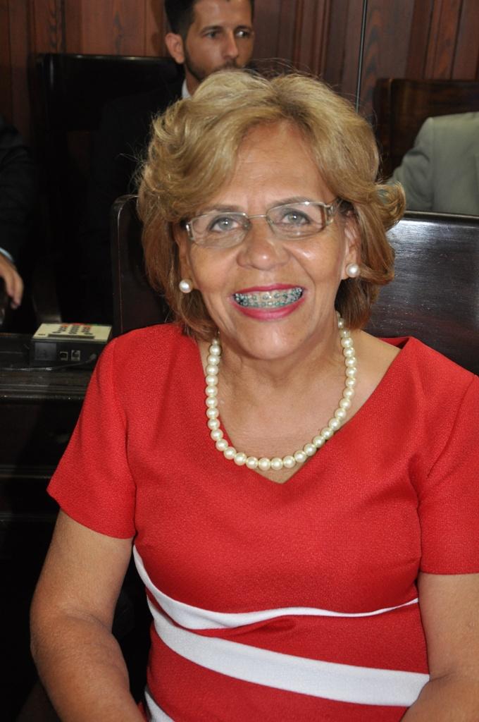 Vereador Maria Ap. R. dos Santos PP