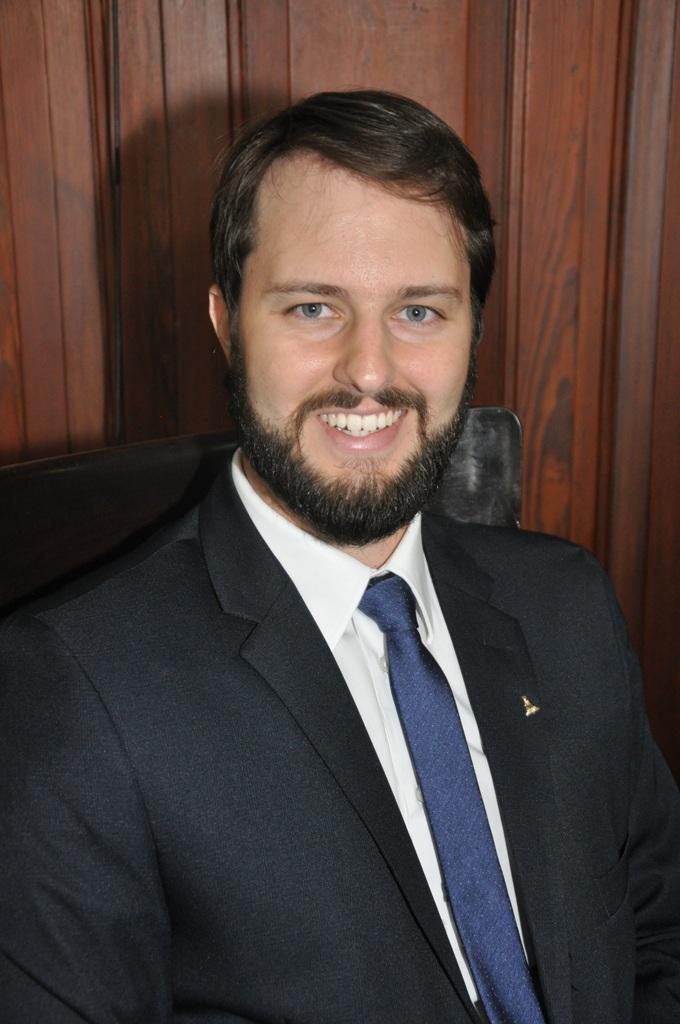 Vereador Luis Enrique Paulino Carmelo DEM