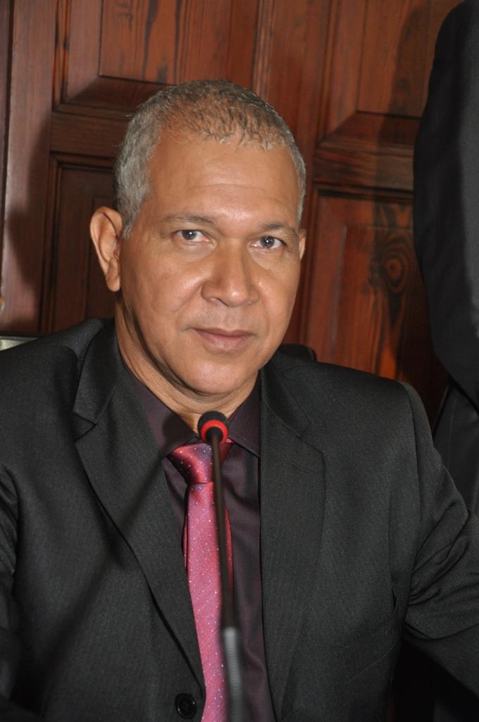 Vereador Luis Carlos Fernandes da Cruz MDB