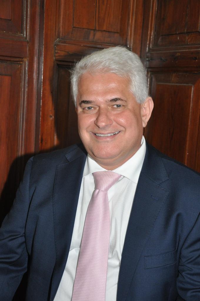 Vereador Marco Antonio Amaral PSDB